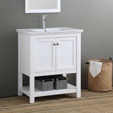 Bathroom vanities 30 inch Gray Quickview Birch Lane Farmhouse Rustic Vanities Birch Lane