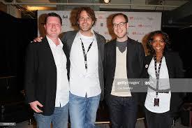 Robin Rhodes, Robin Smith, Daniel Kasman and Nicole Denson-Randolph... News  Photo - Getty Images