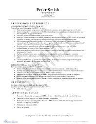Insurance Manager Resume Example Fishingstudio Com