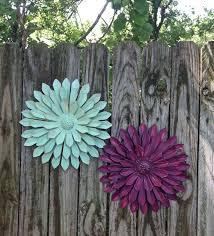 metal yard decor of garden flowers outdoor images about stuff on chicken  decorations .
