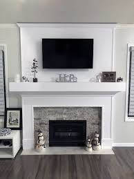 Fireplace Mantels Pictures Design Fashionable False Fireplace Mantels One And Only Indoneso