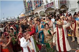 the big fat indian wedding in america Wedding Entertainment Ideas America the indian baraat is big at weddings Fun Wedding Entertainment
