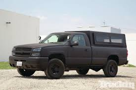 2003 Chevy Silverado 2500HD - Bug-Out Build - Truckin Magazine