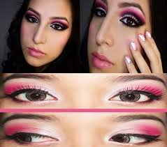 pink y eye tutorial for a romantic evening you top 10 y eye makeup tutorials to inspire you