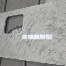andromeda white granite countertops inside and gray decor 15