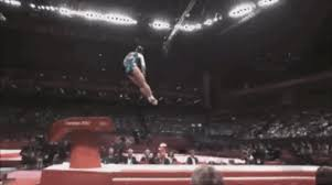 Vault gymnastics gif Triple Backflip She Got Zero For Her First Vault Because You Have To Land With Your Feet First Before Falling To Get Credit She Was Smart Not To Do Second Vault The Atlantic What Happened To Mckayla Maroney Gif Guide The Atlantic