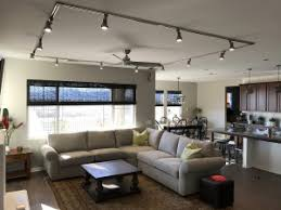 beautiful track lighting. Living Room Track Lighting Beautiful Satin With Rectangle Layout Includes