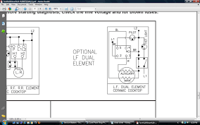 dual infinite switch wiring diagram wiring diagram id the dual element on the stovetop of my kitchenaid range ykerc500ew1 dual infinite switch wiring diagram