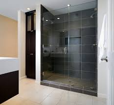 modern master bath showercontemporary bathroom dc metro