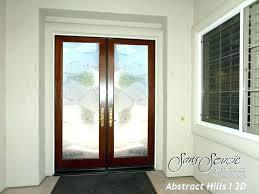 full glass entry doors full glass front door glass for front doors s 3 4 glass