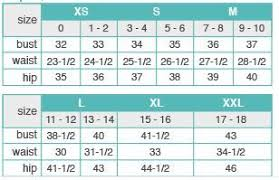 Maurices Xl Size Chart Regular Size Chart For Maurices Size Chart Diagram Chart