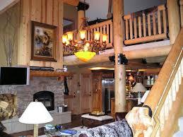 Interior Design Log Homes Interesting Inspiration Design