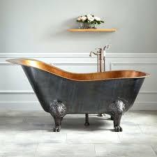 clawfoot bathtub bathtubs idea tub feet dark gray bathroom bathrooms marvellous shower curtain rod clawfoot bathtub