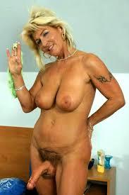 Mature ladies with big cock