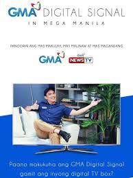 GMA Digital TV