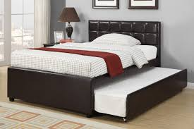 exciting design of twin bed with trundle for bedroom furniture ideas