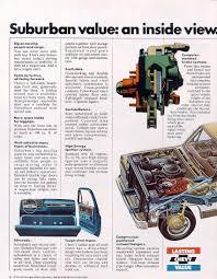 Car Brochures - 1975 Chevrolet and GMC Truck Brochures / 1975 ...
