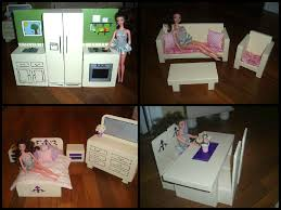 barbie doll furniture plans. How To Make Barbie Furniture. Doll Furniture Plans U