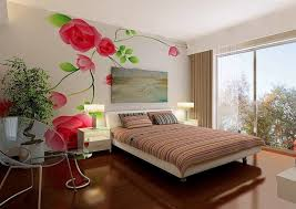 Rose Romantic Bedroom For Women Bedroom