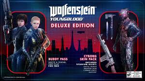 Youngblood Wolfenstein Youngblood Will Take You To The Hamburger Bar