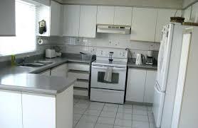 white kitchen cabinets grey