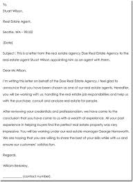 Real Estate Recommendation Letter Sample Sample Real Estate Agent Appointment Letter 650 X 889 Free
