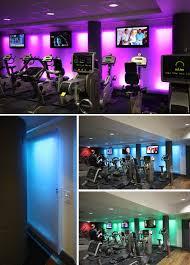 gym lighting
