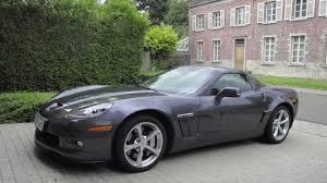 2011 Corvette Grand Sport test drive - YouTube