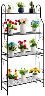 outdoor shelving unit for plants our