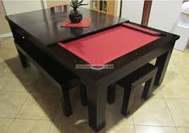 modern pool table dining table. Contemporary Table Pool TableDining Room Table Combo Inside Modern Table Dining E