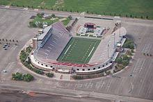 Sam Boyd Stadium Wikipedia