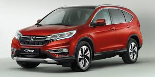 2017 Honda Cr V Will Be Bigger With Seven Seats And Awd