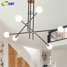 fumat tree branch chandelier white glass ball chandelier indoor lightings modern cafe dinning room lamp led lamparas colgantes twig chandelier chandelier