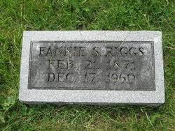 Fannie Samuel Berry Riggs (1871-1960) - Find A Grave Memorial