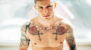 красивые парни с татуировкой татуировки 67 фото