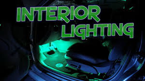 how to professionally install led interior lighting in your vehicle for dirt
