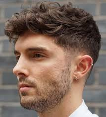 handsome long wavy hairstyles for men