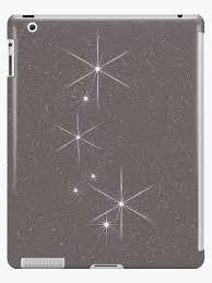 Constellation Little Dipper Ursa Minor Seven Star Chart Astronomy Nuutuittut North Star Celestial Ipad Case Skin By Saburkitty