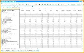 Personal Financial Budget Sheet Personal Accounting Excel Template Personal Expense Tracker Template