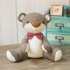 Teddy Bear Sewing Pattern Best Stuffed Animal Nosey Teddy Bear Sewing Patterns Tutorials Etsy