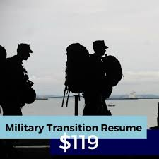 targeted resumes military transition resume 119 military men and women save over 25% on our professional