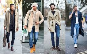 casual trench coats