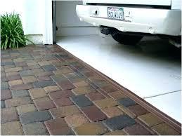 exterior door seals rubber garage door seal inspiring home depot ultra bottom weather replacement kit
