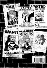 Wanted Honey Venom Volume Unico Dark Zone
