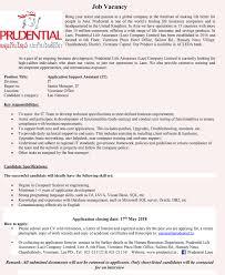 Application Support Manager Job Description Magdalene