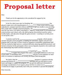 proposal letter example fee proposal letter example sample 1 expert add 6 ceskarep info