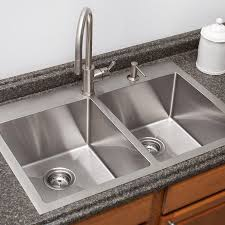 Kitchen  Fabulous Best Stainless Steel Sinks Square Kitchen Sink Best Stainless Kitchen Sinks