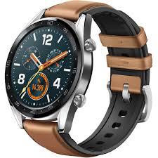Купить <b>Смарт</b>-<b>часы Huawei Watch GT</b> Steel Gray (FTN-B19) в ...