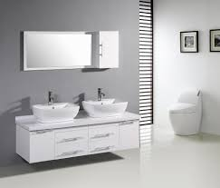 White Bathroom Vanity Cabinet Bathroom Vanity Cabinets Design And Materials Traba Homes
