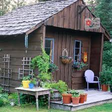 absolutely enchanting garden shed hideaways